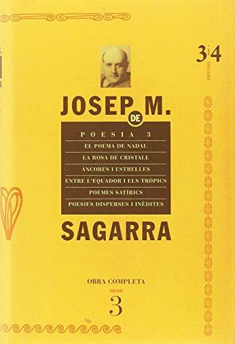 POESIA-3 EL POEMA DE NADAL (Obra completa J.M.Sagarra)