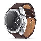 Bainuojia Fitness Armband Uhr mit Pulsmesser IPX68 Wasserdicht Fitness Tracker Aktivitätstracker Pulsuhren Bluetooth Smart Armbanduhr ür iPhone Android Handymonitor