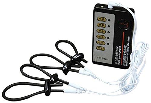 The Bondage Locker - Electroestimulación