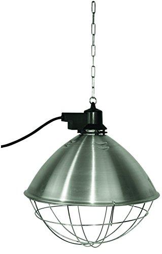 Kerbl 22729 Infrarot-Wärmestrahler 5 m, 35 cm Reflector