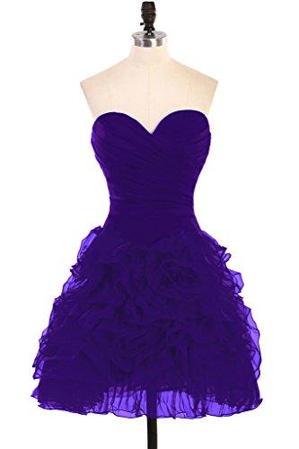 Missdressy - Robe - Femme Violet - Violet
