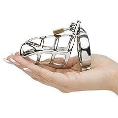 Idea Regalo - Dispositivo di blocco maschio in metallo Dispositivo di protezione anti-spegnimento per slip maschio, Φ50mm