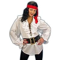 Widman - Disfraz de pirata para mujer, talla M (4181 B)
