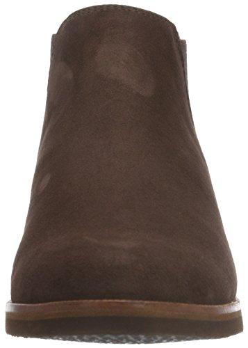 Caprice 25301, Bottes Classiques femme Marron (DK BRWN SUE CO 345)