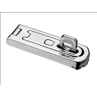 AP Motor Store ABU10080S 100/80 Hasp and Staple, 80 mm