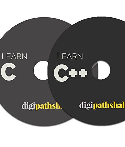 Digi Pathshala Learn C & C++ Programming for beginners (6 hours of content and 50+ videos)