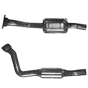 CATALYSEUR PEUGEOT 807 2.0HDi (DW10ATED4 moteur) 6/02-10/06 (non-FAP)
