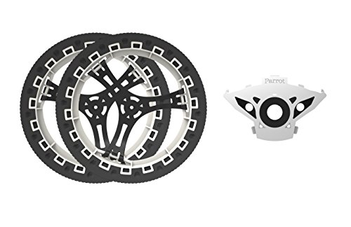 Parrot PF070087 Kit de customisation pour MiniDrone Jumping Sumo Blanc