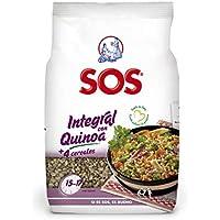 SOS Integral con quinoa y 4 cereales 500 g