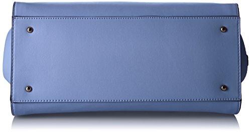 Guess  Loree, sac à main femme Blu (Blueberry)