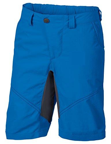 Vaude Kinder Grody Shorts V Hose, Radiate Blue, 122/128