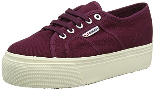 Violett 41 EU Superga 2790Acotw Linea Up and Down Sneaker Donna m60