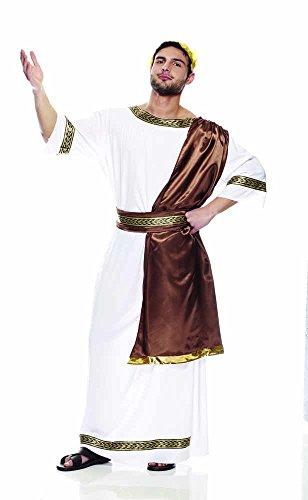 Rubie s it30402-m-Zeus Kostüm, Erwachsene, Größe M