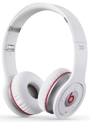 Beats by Dr. Dre Wireless Cuffie On-Ear - Bianco