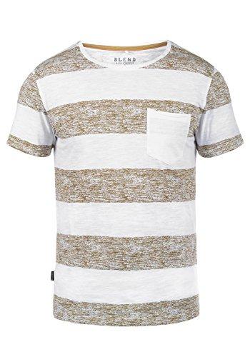 BLEND Vegas 201704667ME T-Shirt, Größe:XL;Farbe:Safari Brown (75115) -