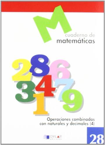 MATEMATICAS  28 - Operaciones combinadas con naturales y decimales 4