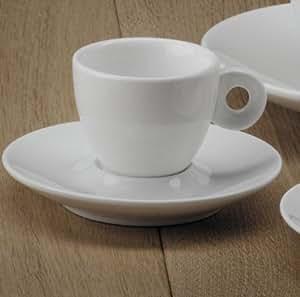 Espresso Saucer + Cup