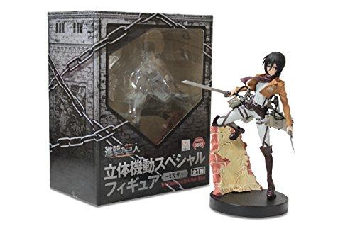 Ataque a los titanes Vertical manuevering Special Figure Mikasa (Japan) Shingeki no kyojin - Attack on Titan