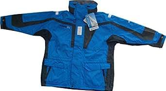 Jeantex-t3000 baluma veste bleu taille 44/46 (lL)