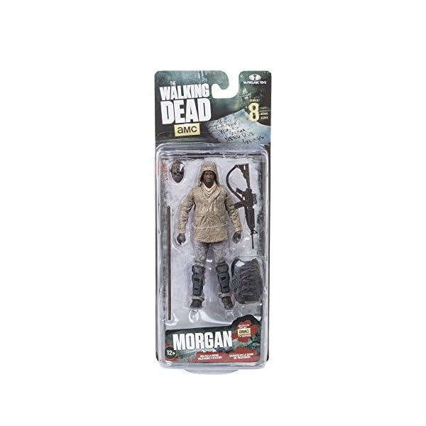 McFarlane - Figurine Walking Dead - TV Serie 8 Morgan Jones 13cm - 0787926146219 3