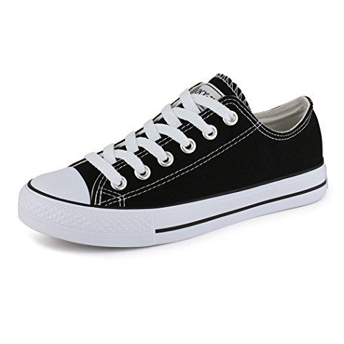 Best-Boots - Chaussure De Sport Femme - Sneakers Chaussure Basse Lacets