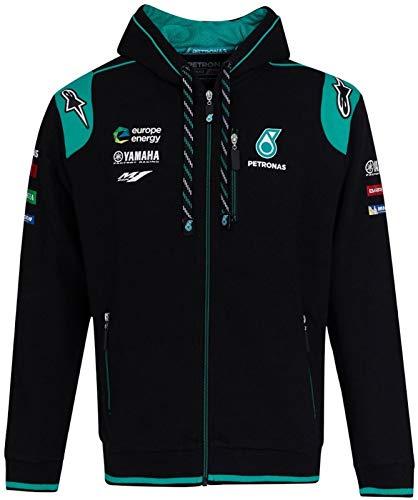Yamaha Petronas Racing Team Zip Hoodie Sweatshirt Jacke, Größe: XXXL