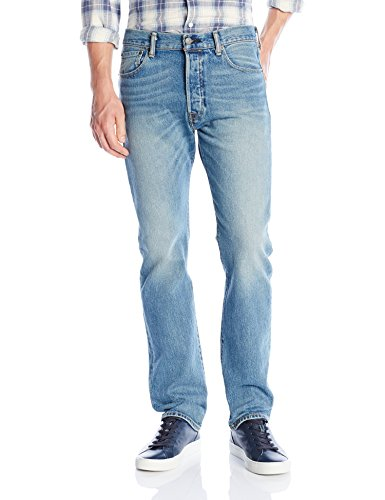 Levi 501 Original Fit, Jeans Uomo The Ben - Stretch