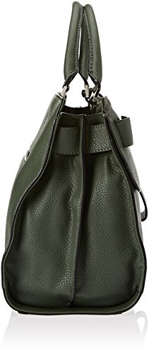Guess HWVG6781070, Borsa a Mano Donna, 13 x 22.5 x 28.5 cm (W x H x L) Verde (Forest)