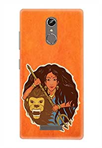 Gionee S6s Covers, Designer Printed Back Case, Back Cover by CareFone