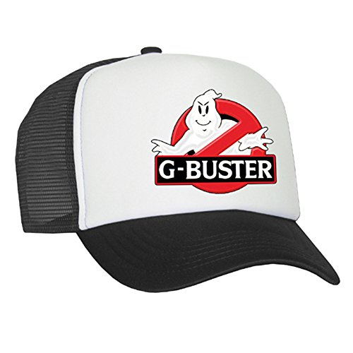 Raphia type G Casquette en maille de Buster - Black