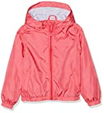 NAME IT Mädchen Jacke NMFMIX Jacket Camp, Rosa Teaberry, (Herstellergröße: 104)