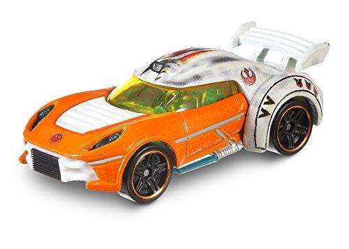 Hot Wheels - Star Wars: Rogue One, Luke Skywalker X-Wing Gear (DXP41)
