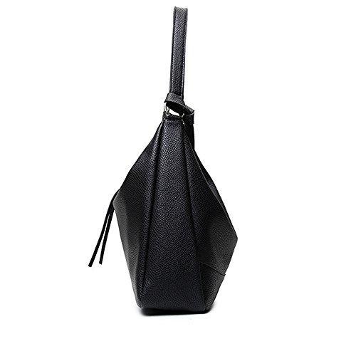 Wewod, Borsetta da polso donna X-Large nero