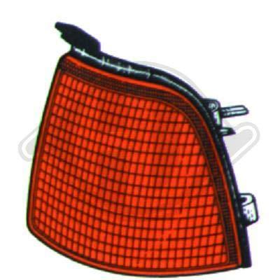 1014071 Clignotant gauche (cote conducteur) pourA. 80 de type B3 de 1986 a 1991 Look Origine.