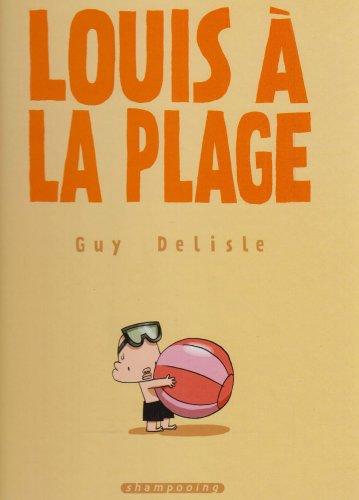 Louis à la plage par Guy Delisle