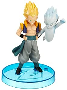 Bandai - 34120 - Dragon Ball Z - Figurine Master Collection - Super Saiyan Gotenks