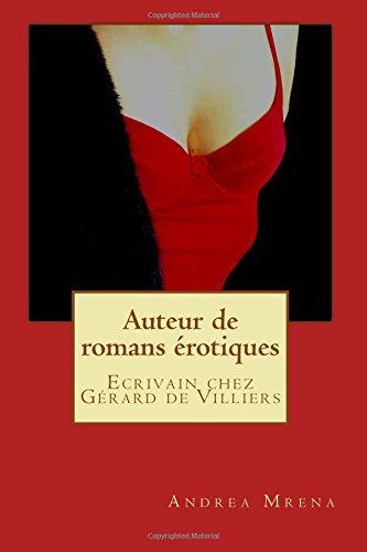 Auteur de romans érotiques