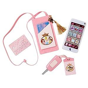 Disney Princess 98879 Style Collection - Monedero y teléfono de Juguete, diseño de Cruz