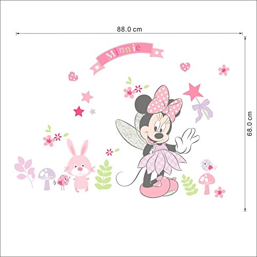 Image of Disney's Minnie Mouse wall sticker