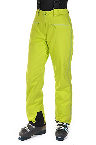 Völkl Team L Pants Full Zip Lime 42