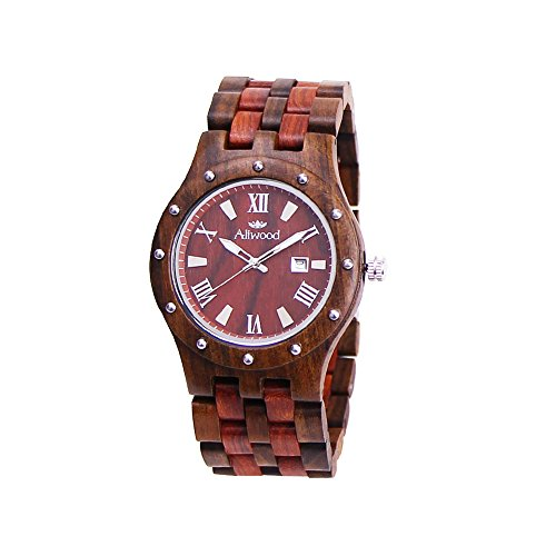 wooden-gift-box-packagingaliwood-handmade-round-ebony-and-red-sandlewood-wooden-wristwatch-wooden-qu