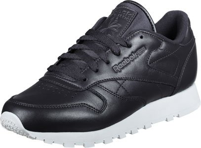 Reebok CL Leather Pearlized W chaussures Noir