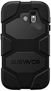 Griffin Survivor All-Terrain Coque pour Samsung Galaxy S6 Noir