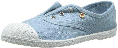 Buggy Shoes Systor, Baskets mode mixte enfant Bleu (Ciel)