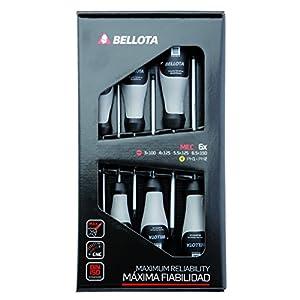 41O%2BZ5XSUnL. SS300  - Bellota 66292-MEC - Destornilladores, Kit de 6 Destornilladores de mecánico