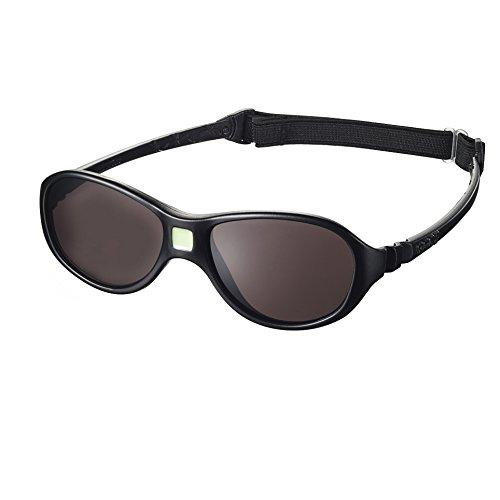 Ki ET LA Kinder Jokaki Uv-Sonnenbrille, Schwarz, One Size (12-30M)