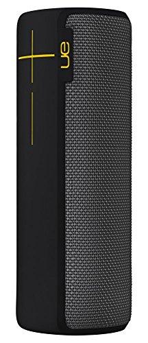 UE Boom 2   Altavoz portátil individual (Bluetooth  360 grados  waterproof  15 horas de batería  resistente a golpes) color negro y amarillo