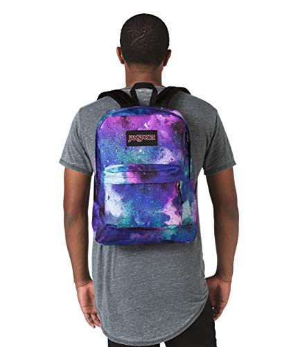 Best jansport backpack in India 2020 JanSport Black Label Superbreak 25L Backpack (Graffitti Clouds) Image 3