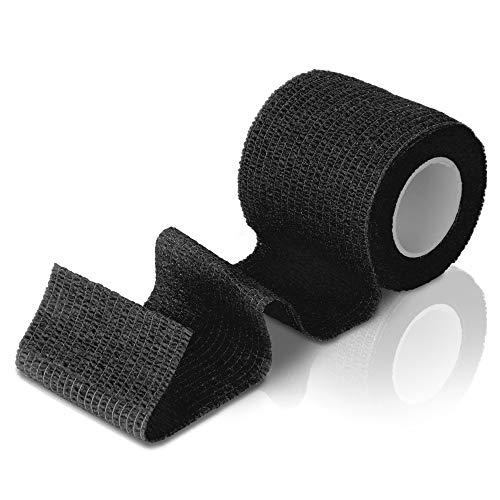 Ellas Care schneller Wundverband selbsthaftende Bandage Pflasterverband Fixierbinde Tierverband elastischer Verband - Erste Hilfe für Mensch & Tier - 5cm x 4,5m - latexfrei, wasserfest, atmungsaktiv -