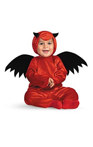 Horror-Shop Babykostüm Kleiner Teufel 12-18 Monate